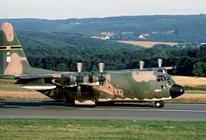 183d Airlift Squadron - Air National Guard C-130E