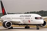 C-GHPQ Air Canada Boeing 787-8 Dreamliner coming in from Montreal (YUL) @ Frankfurt (FRA) - 17.07.2017 (35168096493).jpg
