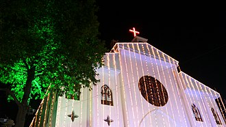 Saidapet - C.S.I St. Thomas Church