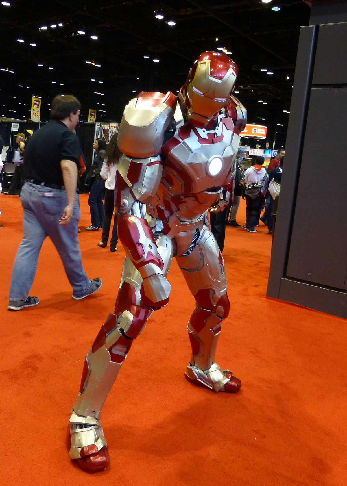 I Is For Iron ~ Iron man wikipedie