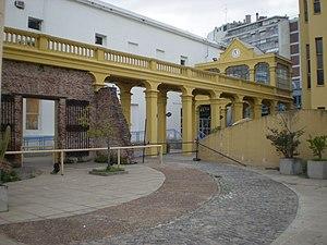 Centro Cultural Recoleta - Image: CC Recoleta 008