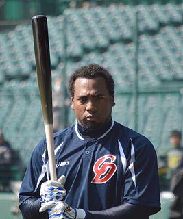 Héctor Luna Dominican baseball player