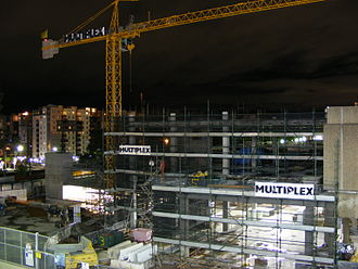 Bankstown Central Shopping Centre - Expansion of Bankstown Central 2008