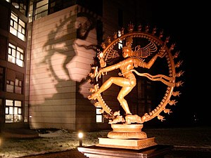 Shiva Dancing, CERN, Geneva, Switzerland