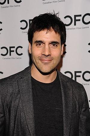 Ben Bass (actor) - Image: CFC in LA (Ben Bass)