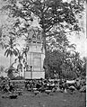 COLLECTIE TROPENMUSEUM Ceremoniele lijkverbranding Lombok. TMnr 60004287.jpg