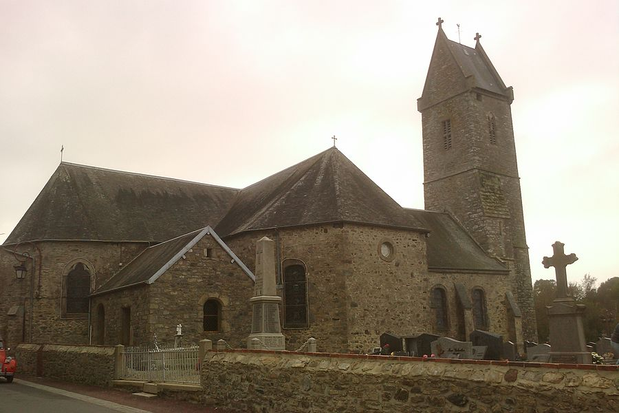 Église Notre-Dame en l'Assomption de fr:Cambernon