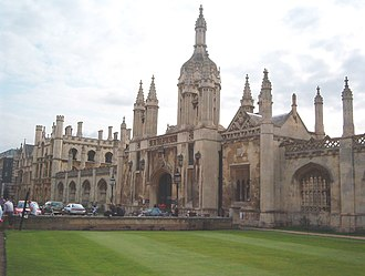 King's Parade - Image: Cambridge King's