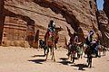 Camel rider Petra, Jordan (6147626753).jpg