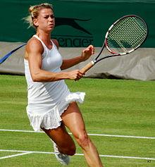 Camila Giorgi al Torneo di Wimbledon 2014
