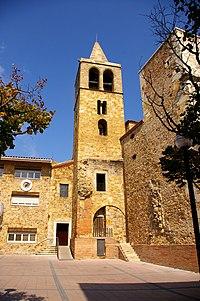 Campanar Església Sant Esteve Tordera (El Maresme).jpg