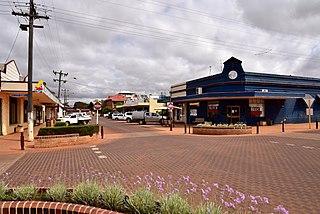 Corrigin, Western Australia Town in Western Australia