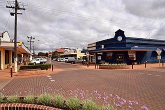 Corrigin, Western Australia - Campbell Street, Corrigin, 2018