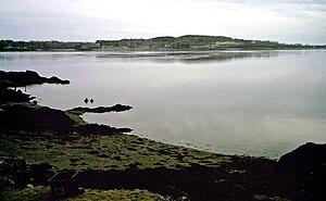 Passamaquoddy Bay - Image: Can Cat Beach Deer Island