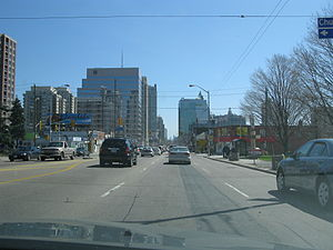 Willowdale, Toronto - Image: Canada 2008 Willowdale
