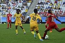 Zimbabwe-Sports-Canada wins Zimbabwe in Rio Olympics 07