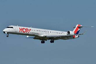 HOP! - HOP! Bombardier CRJ1000