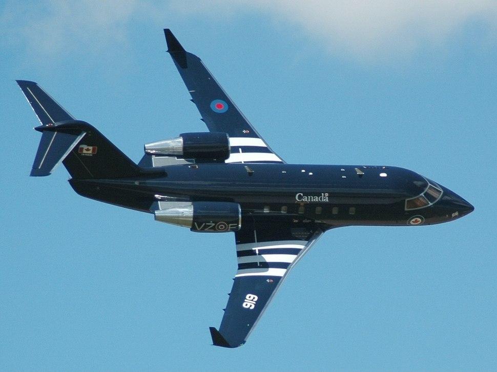 Canadair CC-144B Challenger (CL-600-2A12-601), Canada - Air Force AN0617967