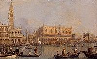 Canaletto - Veduta del Palazzo Ducale di Venezia - Google Art Project.jpg