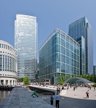 United Kingdom insolvency law - The credit ratings industry is dominated by Fitch, Moody's and S&P, with London headquarters in Canary Wharf. Companies pay the rating agencies to rate them, because this provides access to cheaper loans.