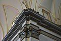 Capitells i entaulament, església de sant Francesc de Paula, el Ràfol d'Almúnia.JPG