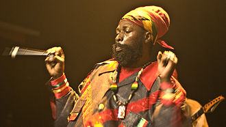 Capleton - Performance in Spain 13 November 2008