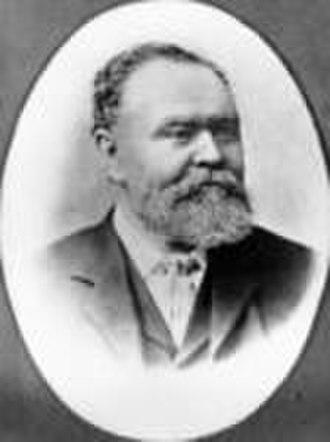 John Mackay (Australian pioneer) - Image: Captain John Mackay