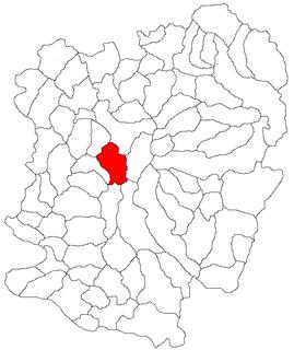 Carașova Commune in Caraș-Severin County, Romania