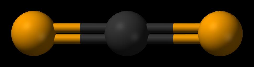 Carbon-diselenide-3D-balls