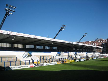 Cardiff Arms Park Cardiff Arms Park - north stand.jpg