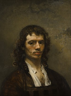 Carel Fabritius - Image: Carel Fabritius Self Portrait Google Art Project
