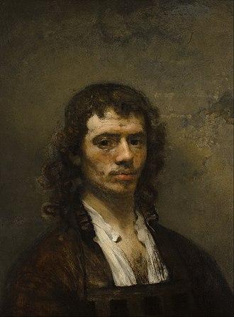 Carel Fabritius - Image: Carel Fabritius Self Portrait Google Art Project