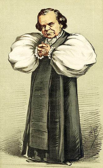 1860 Oxford evolution debate - Wilberforce (1869)