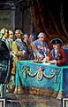Carlos III firma el Decreto de libre comercio.jpg