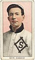 Carlos Smith, Shreveport Team, baseball card portrait LCCN2008676908.jpg