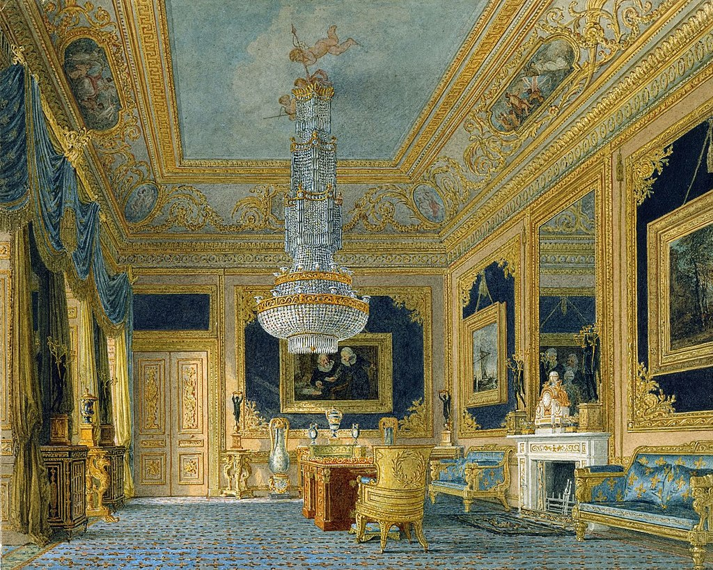 Carlton House, Blue Velvet Room, by Charles Wild, 1816 - royal coll 922184 257098 ORI 2 0.jpg