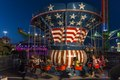 Carnival scene outside the San Antonio Stock Show and rodeo in San Antonio, Texas LCCN2014631418.tif
