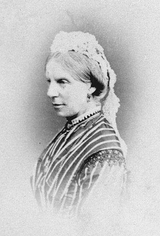 Caroline Abraham - Caroline Harriett Abraham