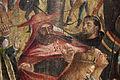 Carpaccio, storie di s.orsola 08, Martirio dei pellegrini e funerali di sant'Orsola, 1493, 09.JPG