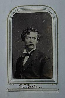 Boehms Carte De Visite Circa 1860s