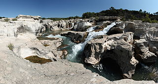river in France
