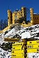 Castelo Hohenschwangau - Fussen - Alemanha (8746375798).jpg