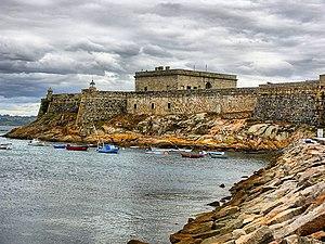 Castillo de San Antón 1