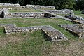 Castle Richborough Fort interior ruins Richborough Kent England 4.jpg