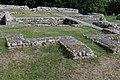 Castle Richborough Fort interior ruins Richborough Kent England 4.jpg