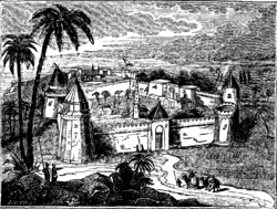 The Castle of Seven Towers (1827)