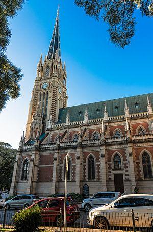 San Isidro, Buenos Aires - Image: Catedral San Isidro