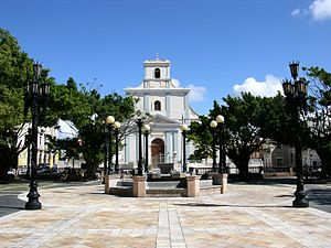 Arecibo, Puerto Rico - Cathedral of Saint Phillip Apostle