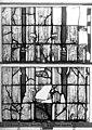 Cathédrale - Vitrail, Chapelle Jeanne d'Arc, la Vierge et l'Enfant, saint jean, baie 36, huitième panneau, en haut - Rouen - Médiathèque de l'architecture et du patrimoine - APMH00031340.jpg