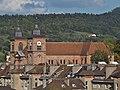 Cathédrale de Saint-Dié-des-Vosges depuis la Tour.JPG